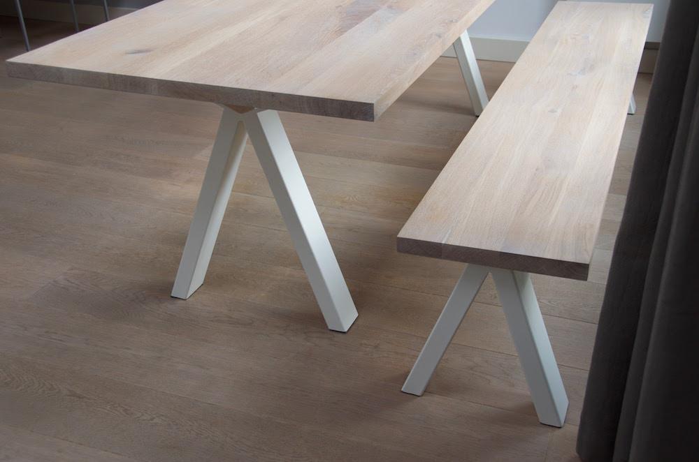Tafel Op Maat.Tafels Op Maat Stel Jouw Ideale Eettafel Samen De