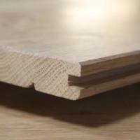 Legwijze massief houten vloer