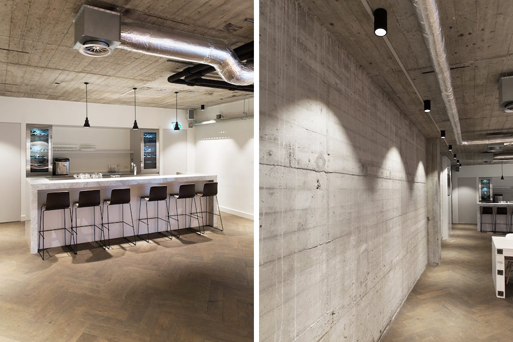 Interieurproject BNP Paribas Amsterdam