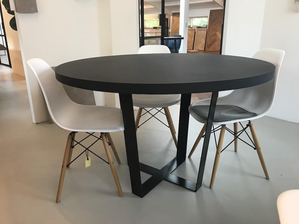 Fonkelnieuw Ronde tafel laten maken • De Houtfabriek HZ-52