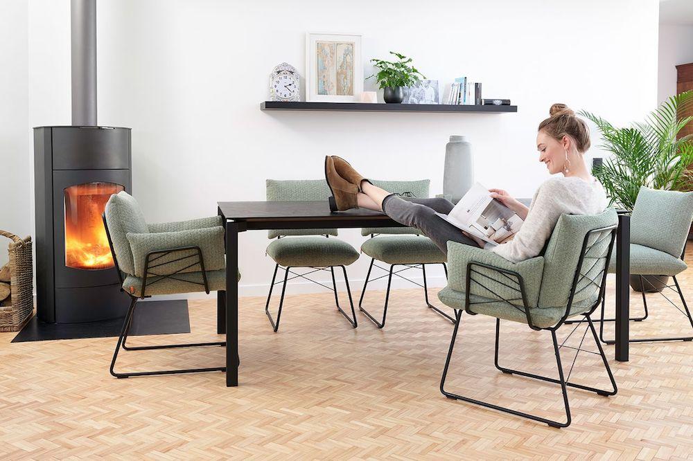 Mobitec Cosy stoel