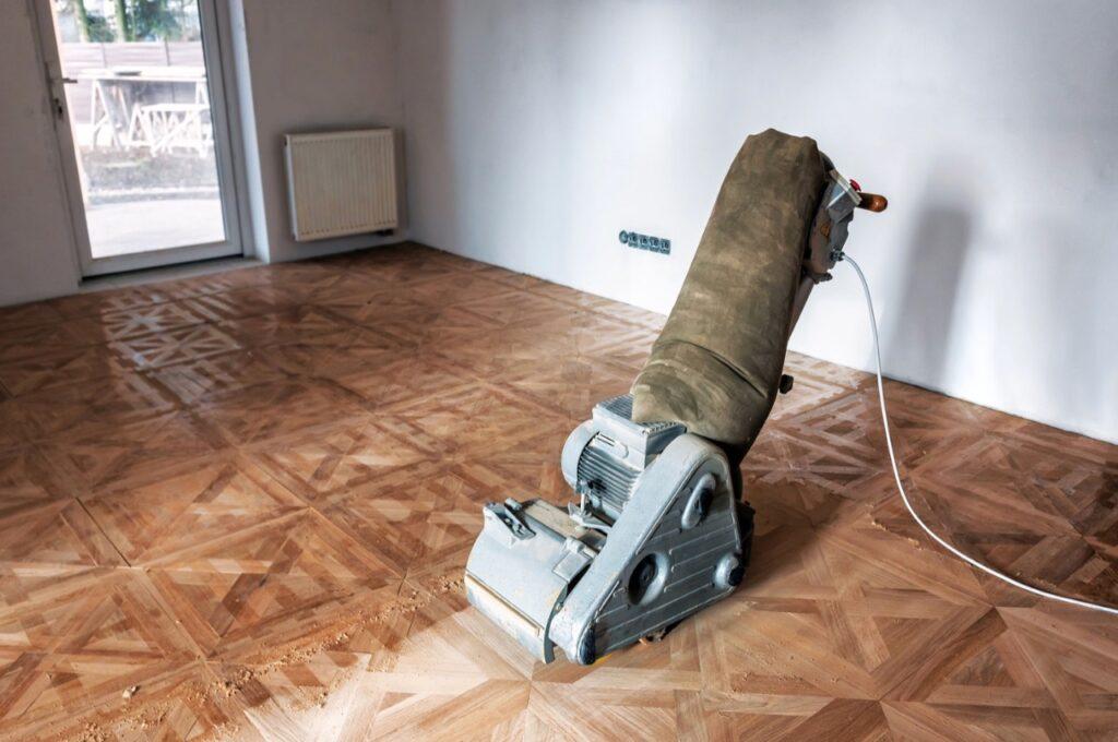 houten vloer laten schuren tips