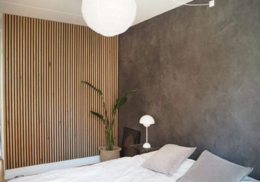 wandpaneel slaapkamer