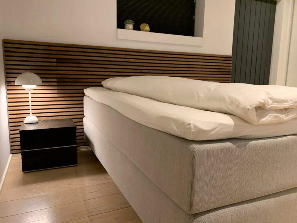 wandpanelen slaapkamer