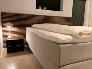 akoestische wandpanelen slaapkamer