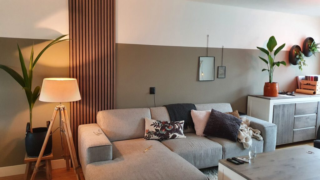 wandpanelen woonkamer